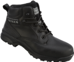 Onyx Ladies Safety Boot (Sizes 3-8 Black)